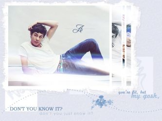 Adam Brody Wallpaper by Hoeshle