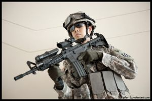 US Army - ACU 1 by p7m13