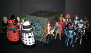 The Pandorica Opens by CyberDrone