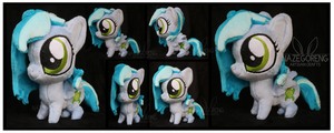 Chibi Silverwing Custom Plush by Nazegoreng