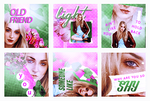 Sophie Turner icon set by mariposa-P
