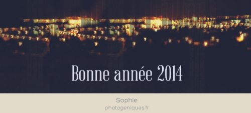 Voeux 2014 by photogeniques