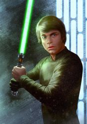 May the force be with you by Rennee
