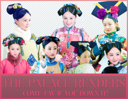 The Palace Render Pack by Know-chan