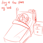 Day 4 Favourite Place by OMGProductions