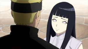 Naruto and Hinata I'll Fight With You by weissdrum