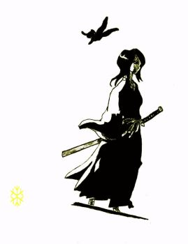 Bleach: Rukia by Tony-345