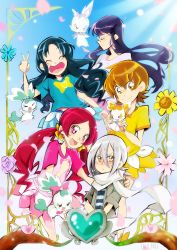 Heart Catch Precure by caly-graphie
