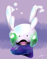 Goomy by LeoZeke