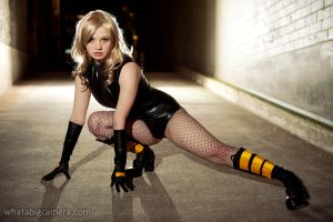 Black Canary: Landed by Ardella
