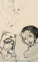 The Likeness of People and Stuff by enigma-toru
