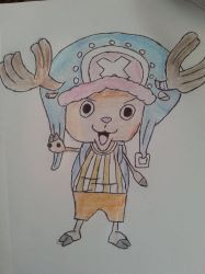 Chopper by arranboi123