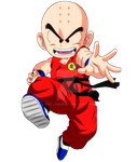Krillin - Dragonball (Tournament Saga)[V.5] by Krillin888