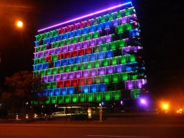 4 Light Building by Moboist