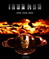 Ironman poster by BonesMa