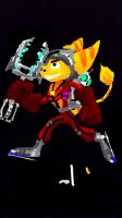 Snap-tchet and Clank by SoooThisIsArt----Wow