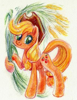 Wheat by Maytee