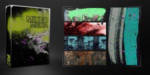 Mixed Media Texture Pack by MediaMilitia
