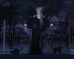 Gateway to the Shadowlands by RavenMoonDesigns