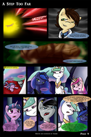 A Step Too Far - page 9 by Tailzkip