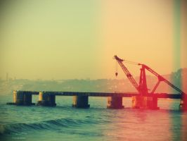 Muelle Baron by FernandaPino