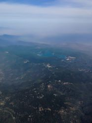 A Gorgeous View Of California From The Plane! by bomsteinam