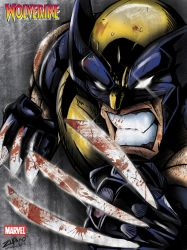 Wolverine by Zupano