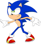 ''If it isn't Sonic!'' by TheJege12
