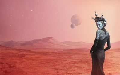 A Princess of Mars by lithriel