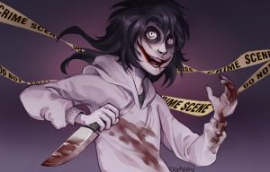|Jeff The Killer Fanart| Crime Scene |+SPEEDPAINT by 0ktavian