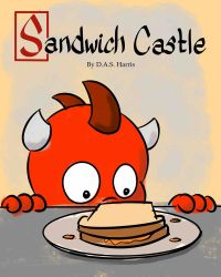 Sandwich Castle - Draft Of book cover by allthecircles