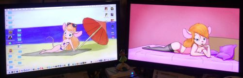 Why I Like Twin Monitors (Part 140)  by marmelmm
