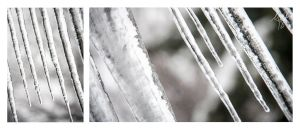 Icicles I by Gibbich