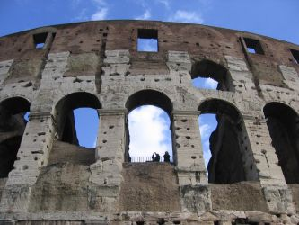The Colosseum - Rome by Iv4n4stock