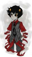 Karkat Fancy Pants by Medaglione