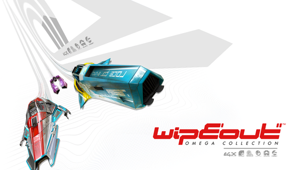 Wipeout Omega Collection - HD Wallpaper 05 by JJteam