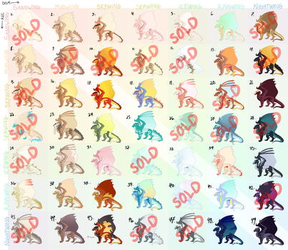 * lowered prices * 10/49 WOF ADOPTS OPEN by spxcepirate