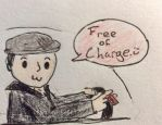 Never Trust A Cabbie: The Reichenbach Fall by TheOtherBillionaire