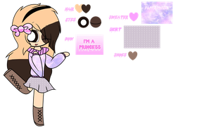 ~ My Color ref by Belle-Puffed