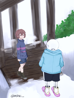 First Meet - Colored1 by inohei