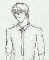 Yagami Light by fayssi