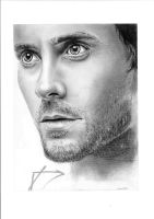 Jared Leto by maenzchen