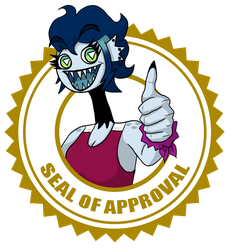 Seal of Approval by pimaik