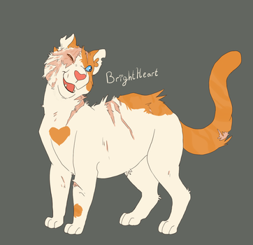 Brightheart by Jersokoi