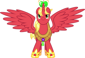 Princess Big Mac by Jeatz-Axl