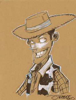 $25 Woody by JeremyTreece