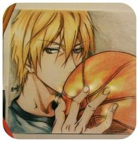 Kise Ryouta by Youlien
