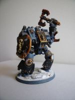 Dreadnought Space Wolves by Kasuki-Seal