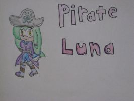 Pirate Luna by cat55