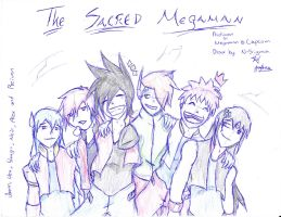 The Sacred Megamens by N-Sigma